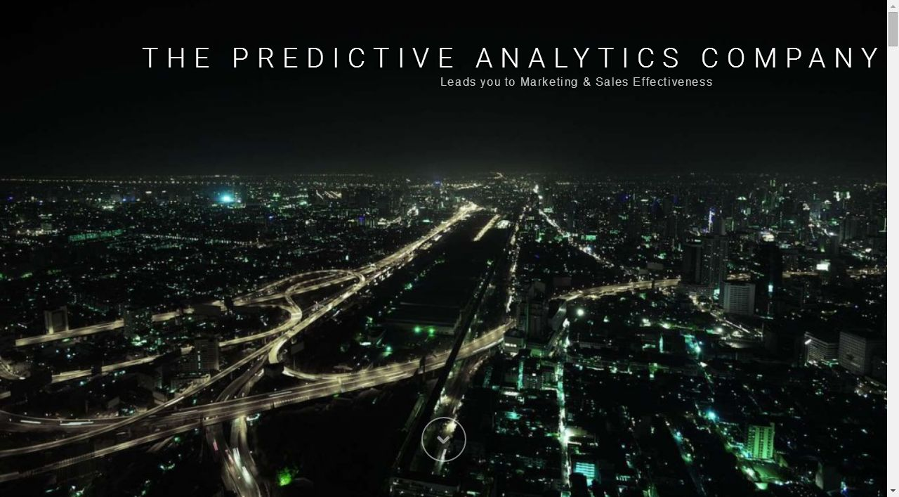 The Predictive Analytics Company - Dastani Consulting