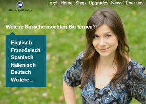 digitalpublishing, Quelle: Screenshot Webseite